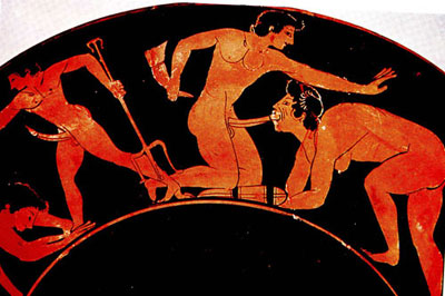 Image result for ancient greek oral sex