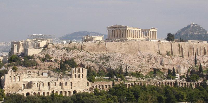 Acropolis Athens - Museum of Acropolis Athens