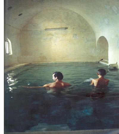 hot springs - othoman bath gera