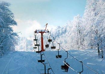 vermio ski resort - 3-5 pigadia lifts