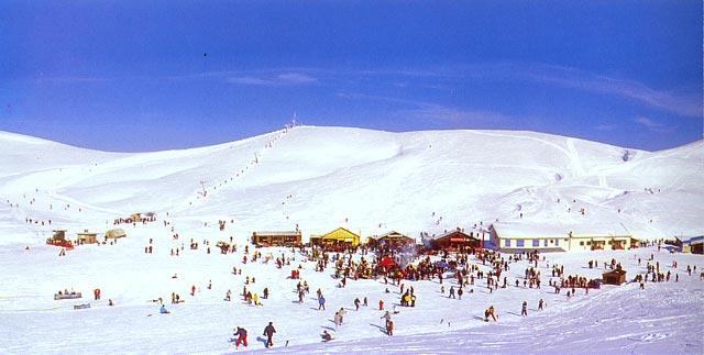 falakros ski resort - falakros ski center