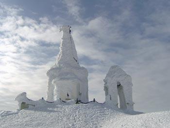 kaimaktsalan ski resort - kaimaktsalan north greece