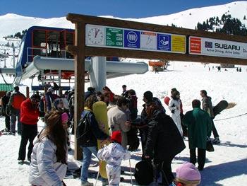 kalavryta ski resort - chelmos lifts