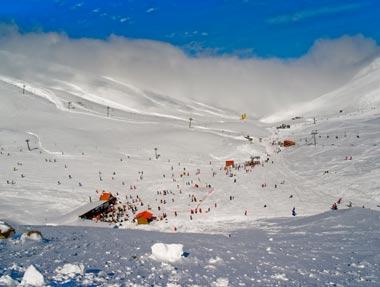 velouchi ski center