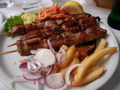 Traditional european cuisine you are what you eat page for Apollon greek and european cuisine