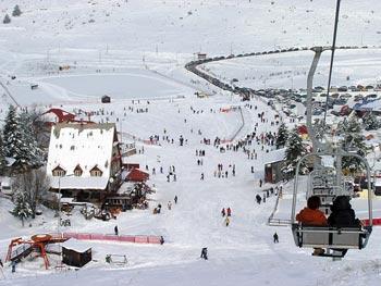 vermio ski resort - seli ski resort