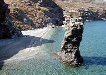 Andros beaches