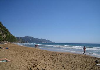 Glyfada Beach Hotel Korfu