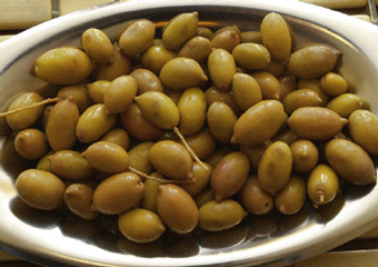 greek olives - olives