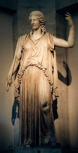 Demeter - Greek Goddess Demeter