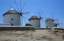 greece - greek islands mykonos