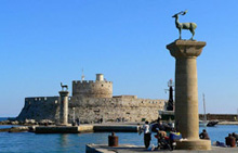 greece - greek islands rhodes