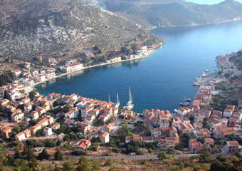 greek islands - Megisti