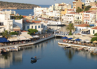 greek islands - agios nikolaos - elounda