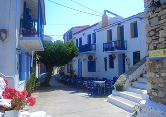 greek islands - alonissos