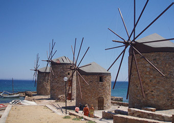 greek islands - chios
