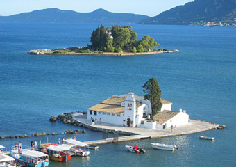 greek islands - corfu