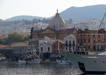 greek islands - lesvos