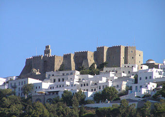 greek islands - patmos