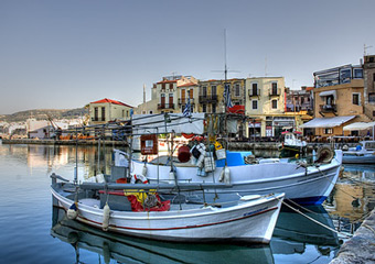 greek islands - rethymno