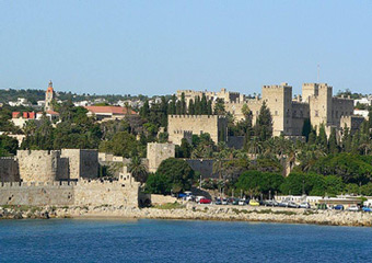 greek islands - rhodes
