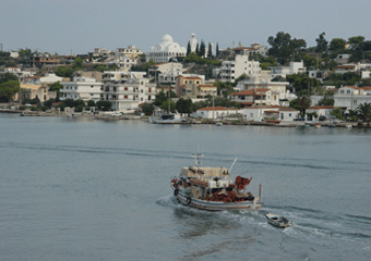 greek islands - salamina