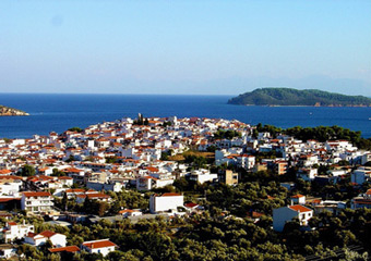 greek islands - skiathos