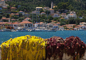 greek islands - ithaca