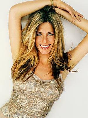 Jennifer Aniston Rock Star. Jennifer Aniston