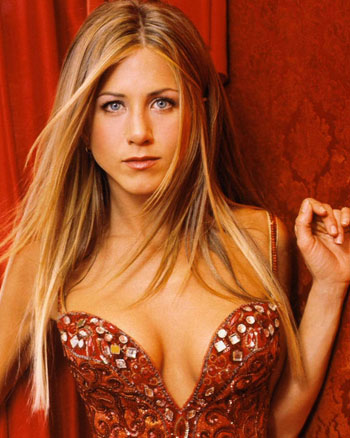 famous greek people - jennifer aniston