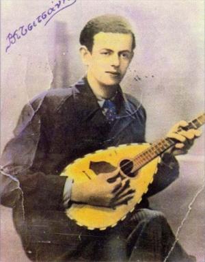 Vassilis Tsitsanis - Greek Music Rempetika
