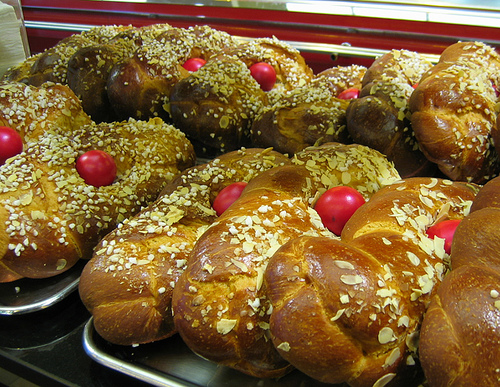 Traditional Greek Easter