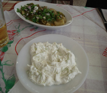 tzatziki greek recipes
