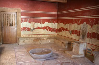 Knossos Minoan Civilization King Minos
