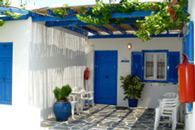 Traditional Greek Houses kythnos greece