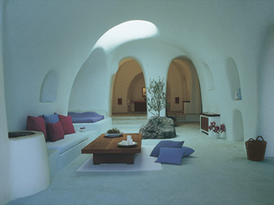 Santorini Hotel Rooms