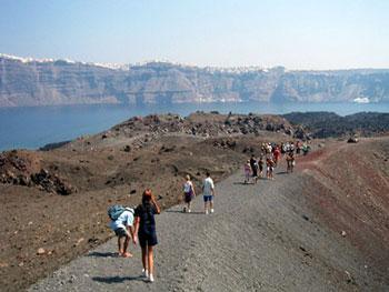 Santorini Volcano Tour Review