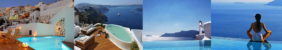 Santorini Hotels  Sterne