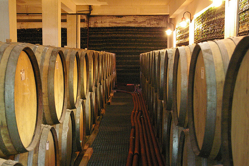 Boutari Winery Santorini
