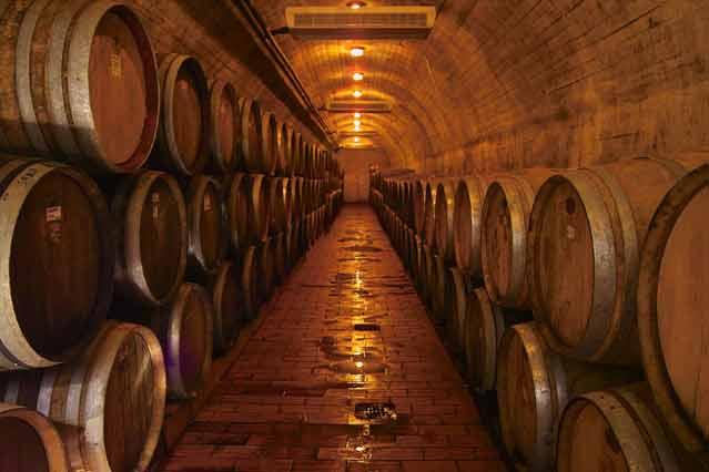 Sigalas Winery Santorini