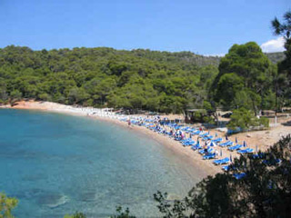 Spetses Greece - Spetses one of the Argosaronic Islands